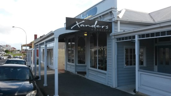 Xanders Restaurant - Pubs Perth