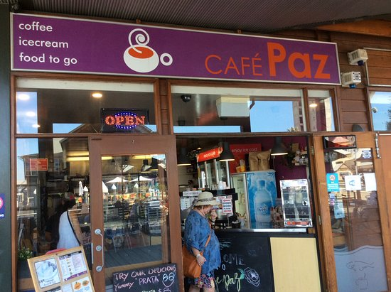 Cafe Paz - Pubs Perth