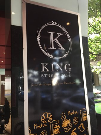 King Street Cafe - Pubs Perth