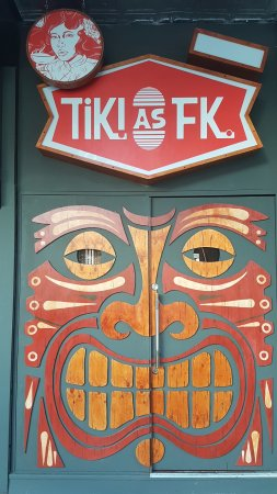 Tiki As FK - Pubs Perth