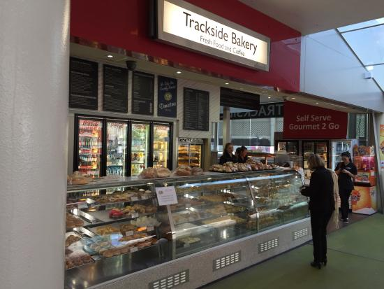 Trackside Bakery - Pubs Perth