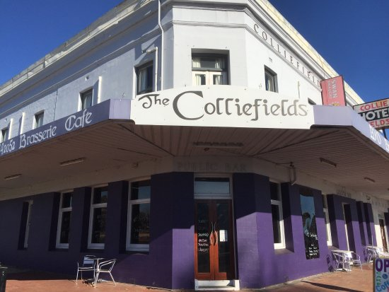 The Colliefields Coffee Shoppe / Tea House - Pubs Perth