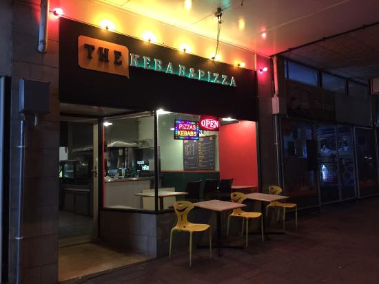 The Kebab  Pizza in Collie - Pubs Perth