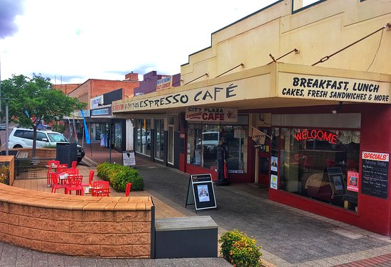 City Plaza Espresso Cafe Whyalla - Pubs Perth
