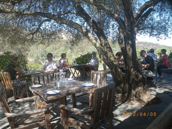 Skillogalee Winery  Restaurant - Pubs Perth