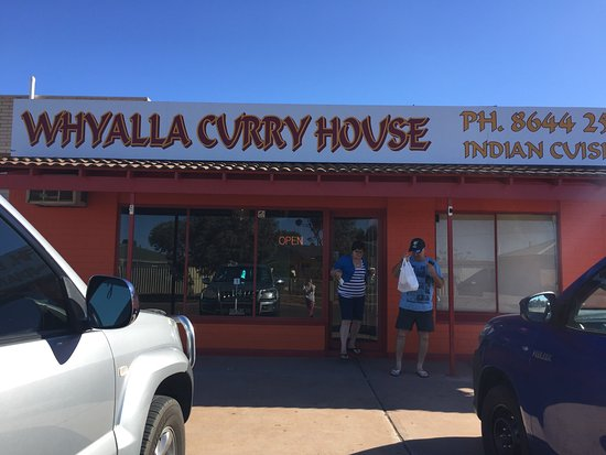 Whyalla Curry House - Pubs Perth