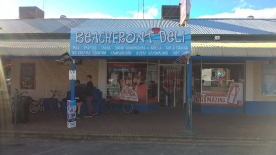 Beachfront Deli - Pubs Perth