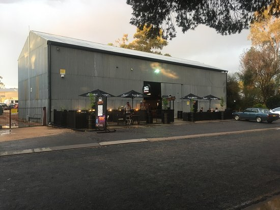 Here's your beer Burger Bar - Pubs Perth