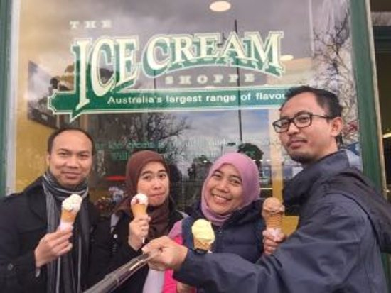 Ice Cream Shoppe - Pubs Perth