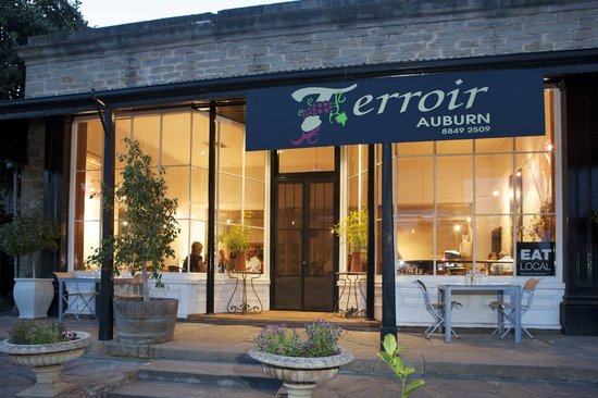Terroir Auburn - Pubs Perth