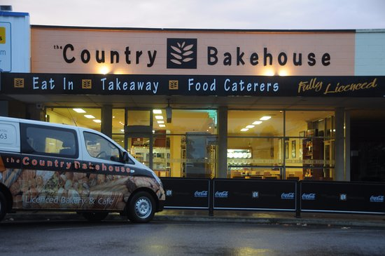 The Country Bakehouse - Pubs Perth