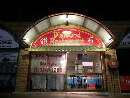 New Diamond Chinese Restaurant - Pubs Perth