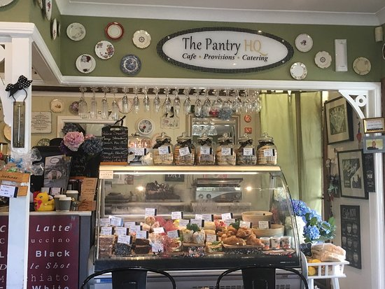 The Pantry HQ - Pubs Perth