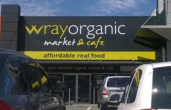 Wray Organic Market  Cafe - Pubs Perth