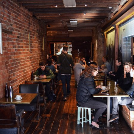 Pilgrim Coffee - Pubs Perth
