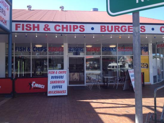 Beaudesert Fish and Chips - Pubs Perth