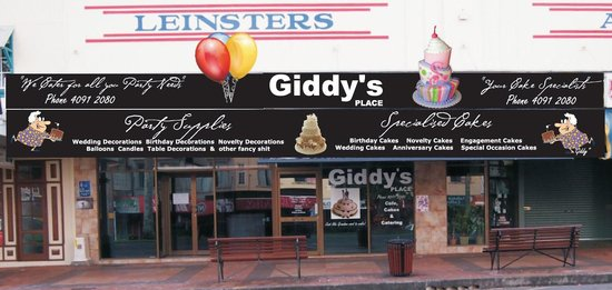 Giddy's Place - Pubs Perth