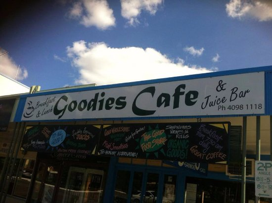 Goodies Cafe - Pubs Perth