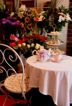 Laidley Florist and Tea Room - Pubs Perth