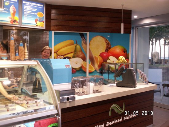 New Zealand Ice Creamery - Pubs Perth