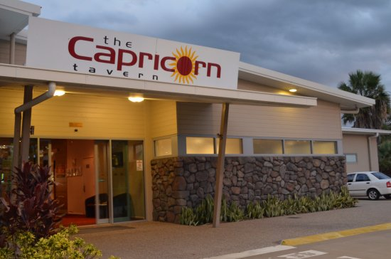 The Capricorn Tavern - Pubs Perth