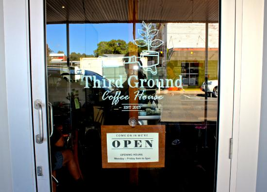 Third Ground Coffee House - Pubs Perth