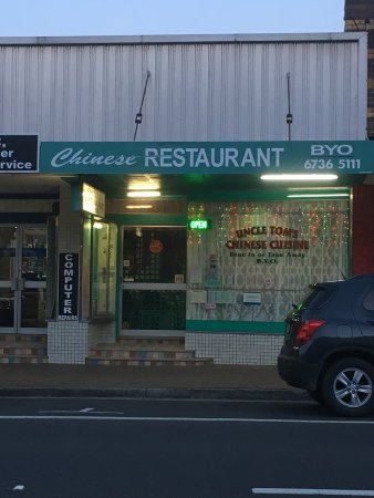 Uncle Toms Chinese Cuisine - Pubs Perth