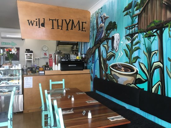 Wild THYME Dining - Pubs Perth